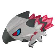 Crimson Glow Valstrax Monster Hunter Chibi Plush