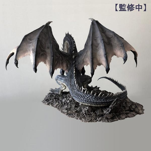 Fatalis Monster Hunter Statue Figure