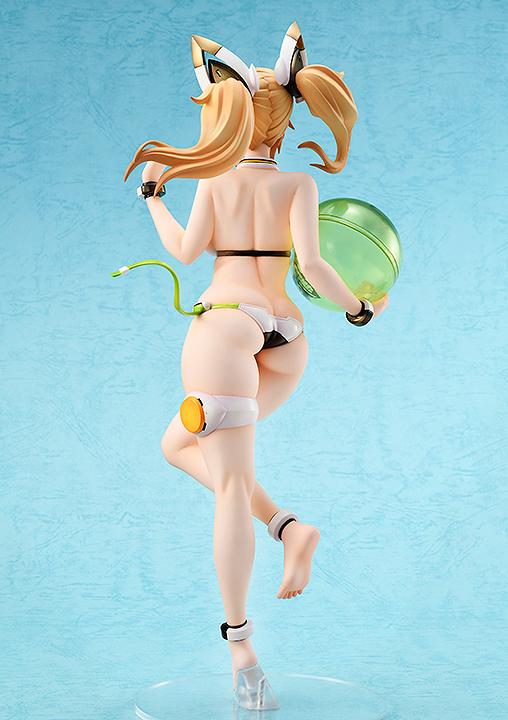 Gene Summer Vacation Ver Phantasy Star Online 2 Figure