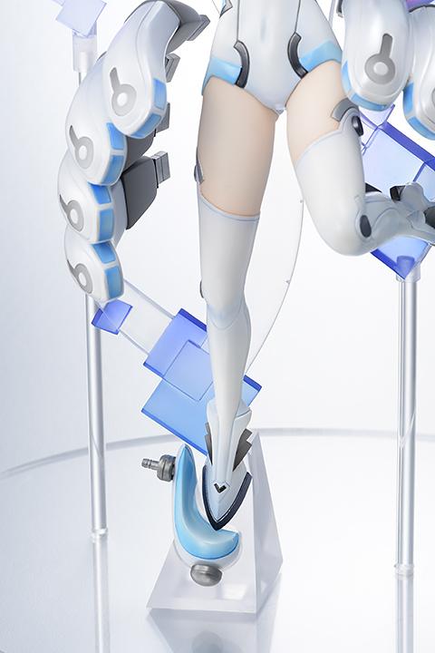 White Heart Hyperdimension Neptunia Figure