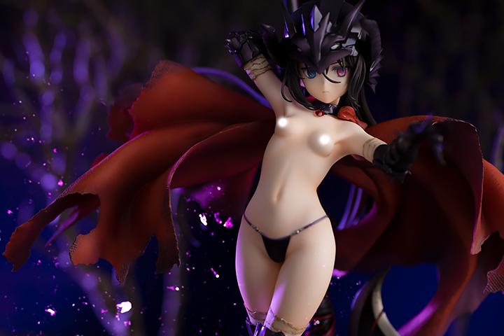 Black Knight Bikini Warriors Figure