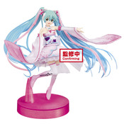 Hatsune Miku 2019 Pink Kimono Racing Ver Prize Figure