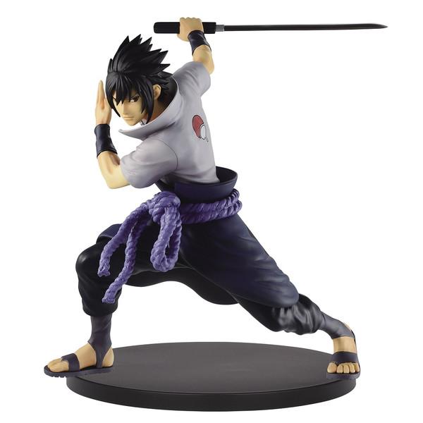 Sasuke Uchiha Naruto Shippuden Prize Figure