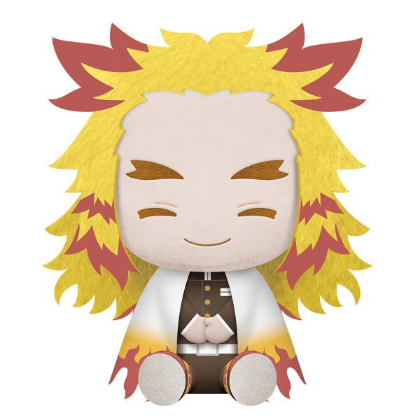 Kyojuro Rengoku Demon Slayer Big Sitting Plush