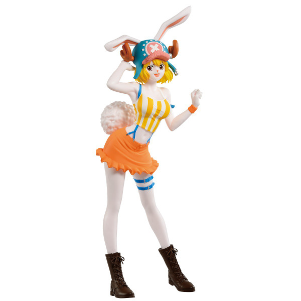 Carrot Sweet Style Pirates Ver One Piece Prize Figure