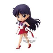 Super Sailor Mars Pretty Guardian Sailor Moon Eternal Q Posket Prize Figure
