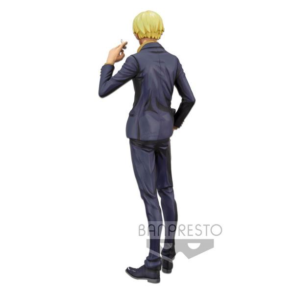Sanji Manga Dimensions Ver One Piece Grandista Figure