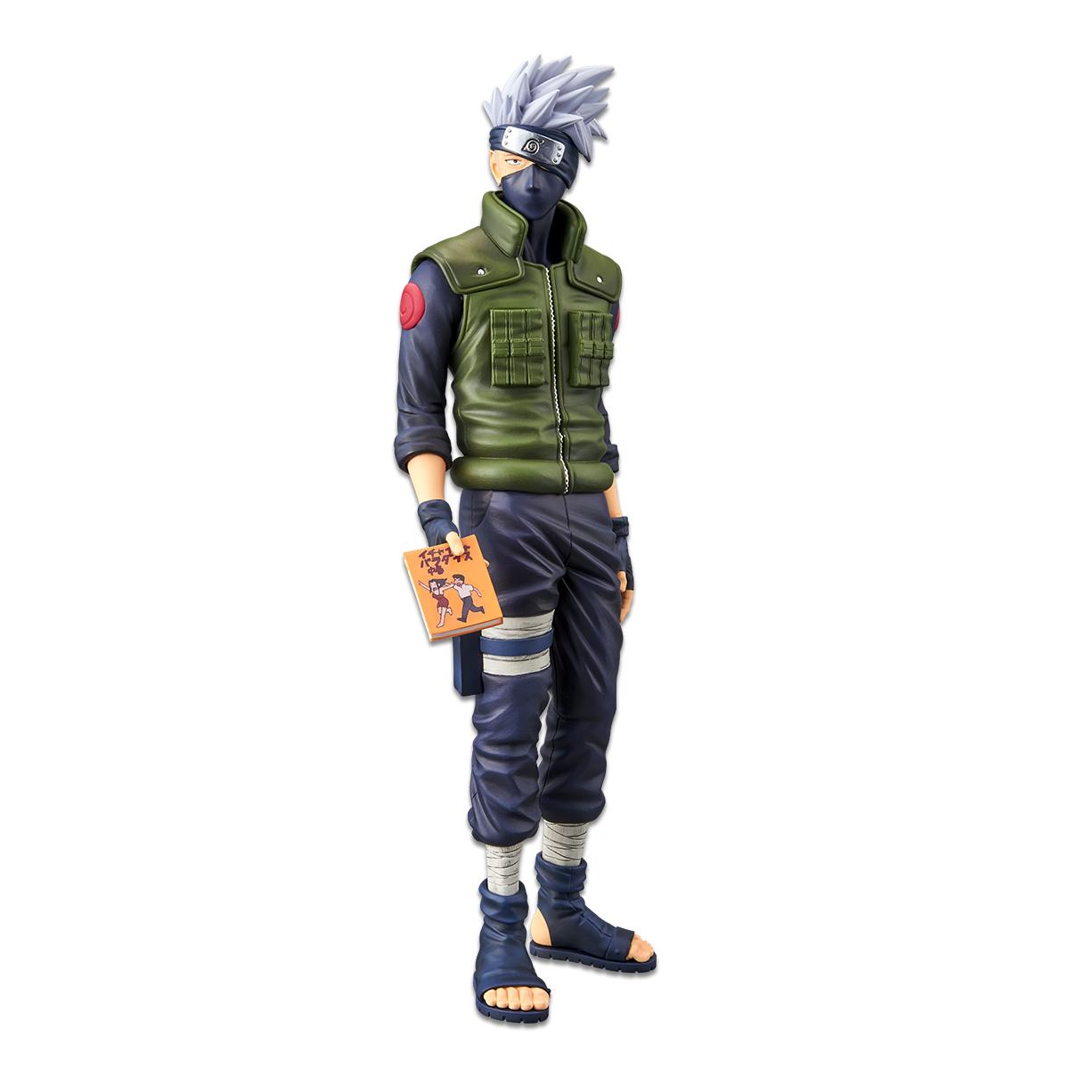 Kakashi Hatake Naruto Shippuden Prize Figure