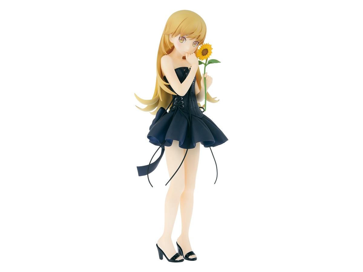 Shinobu Oshino Black Dress Ver Nisemonogatari EXQ Prize Figure