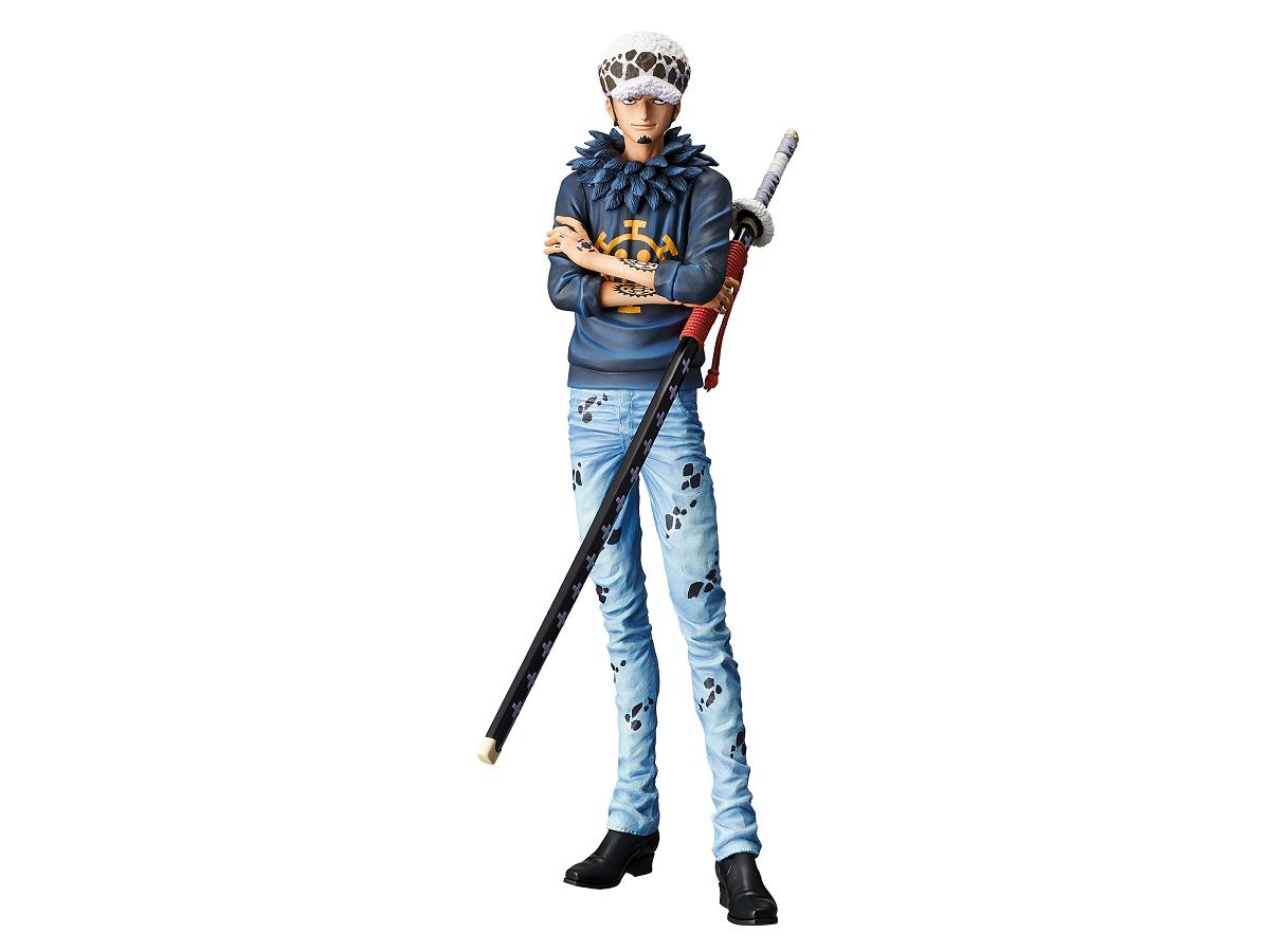 Trafalgar Law The Grandline Men Ver One Piece Prize Figure