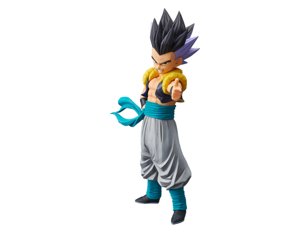 Gotenks Resolution of Soldiers Dragon Ball Z Grandista Prize Figure