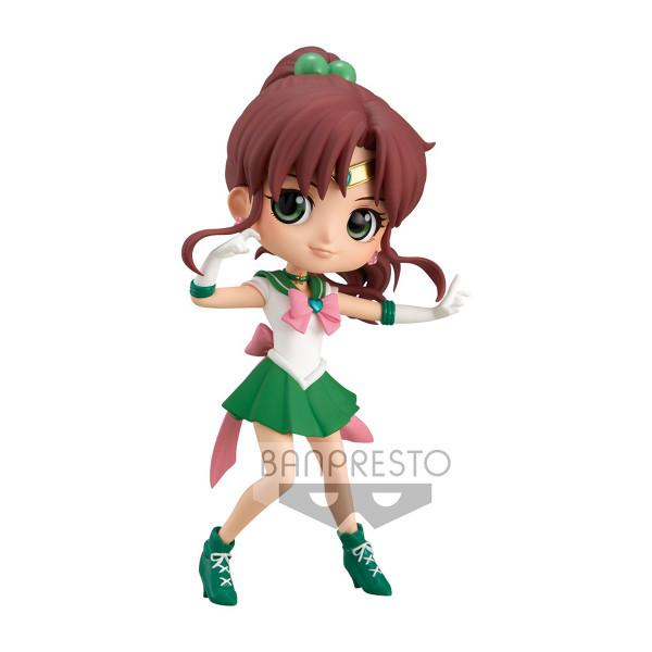 Super Sailor Jupiter Pretty Guardian Sailor Moon Eternal Q Posket Prize Figure