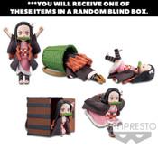 Nezuko Kamado Demon Slayer World Collectable Prize Figure Blind Box
