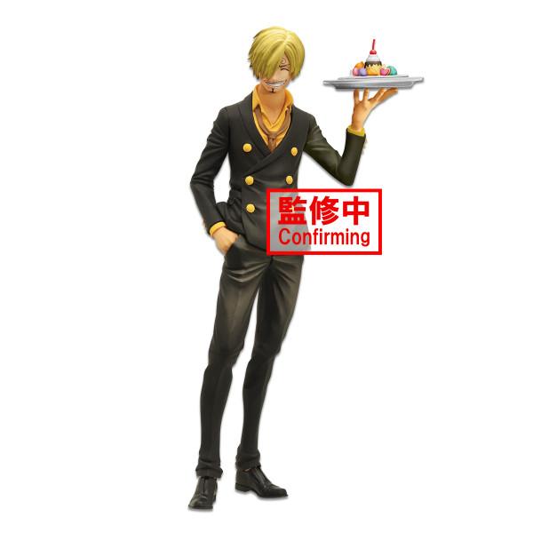 Sanji One Piece Grandista Prize Figure