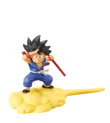 Goku Blue Suit with Flying Nimbus Cloud Dragon Ball Prize Figure
