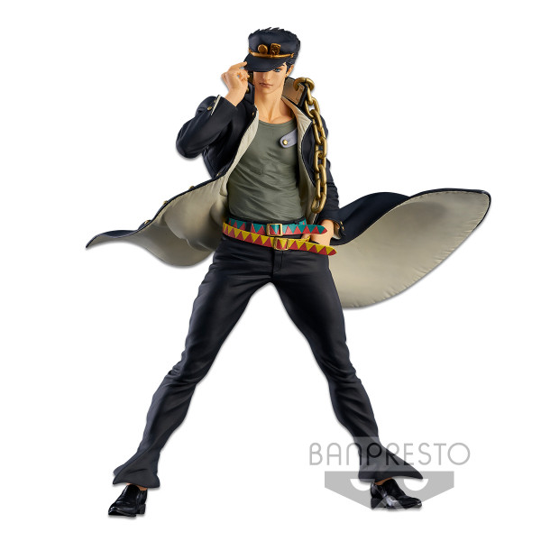 Jotaro Kujo Original Color Ver Jojo's Bizarre Adventure Stardust Crusaders Prize Figure