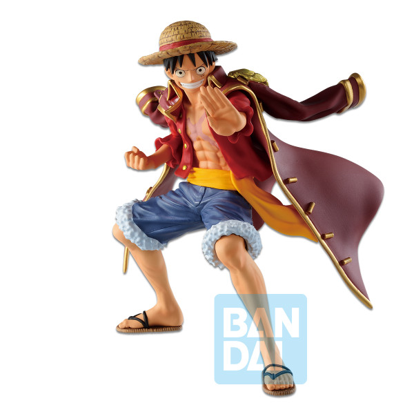 Luffy Legends Over Time Ver One Piece Ichiban Figure