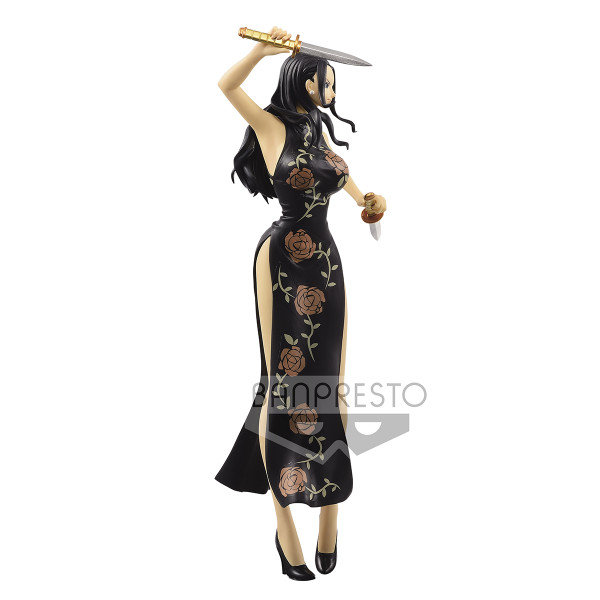 Nico Robin Black Dress Ver Kung Fu Style One Piece Prize Figure