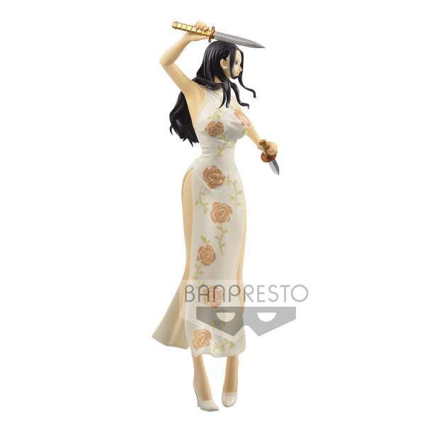 Nico Robin White Dress Ver Kung Fu Style One Piece Figure