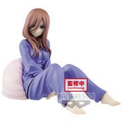 Miku Nakano Pajama Ver The Quintessential Quintuplets Prize Figure