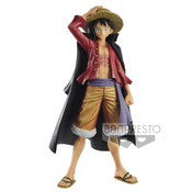 Luffy The Grandline Men Ver One Piece Prize Figure