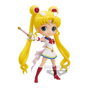 Super Sailor Moon Kaleidoscope Ver Pretty Guardian Sailor Moon Eternal Q Posket Prize Figure