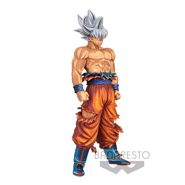 Goku Ultra Instinct Manga Dimensions Ver Dragon Ball Super Prize Figure