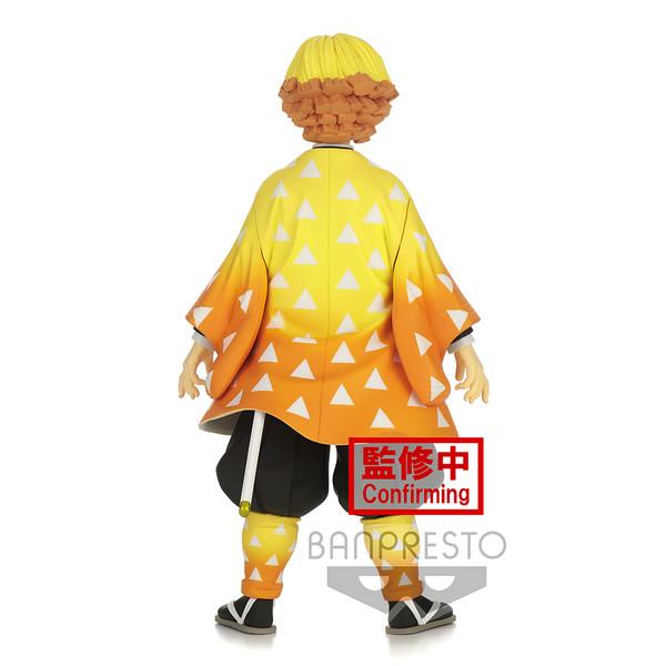 Zenitsu Agatsuma Standing Scared Ver Demon Slayer Prize Figure
