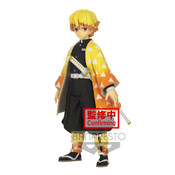 Zenitsu Agatsuma Standing Scared Ver Demon Slayer Prize Figure