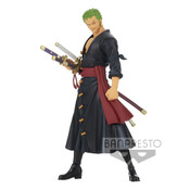 Roronoa Zoro The Grandline Men Ver One Piece Prize Figure