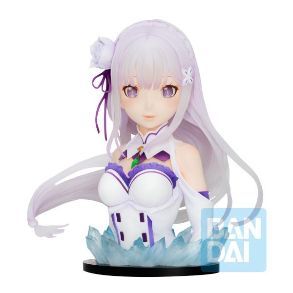 Emilia Re:ZERO Ichiban Bust Figure