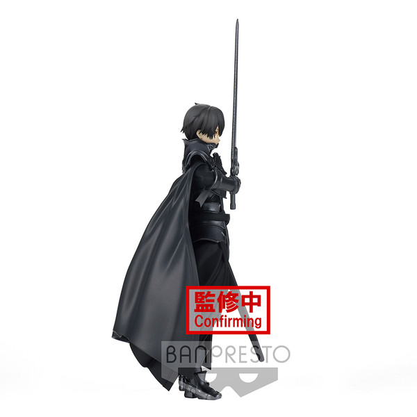 Kirito Rising Steel Integrity Knight Ver Sword Art Online Alicization Prize Figure