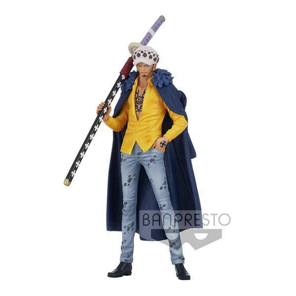 Trafalgar Law The Grandline Men Ver One Piece DXF Prize Figure