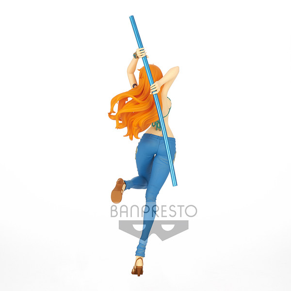 Nami Lady Fight Ver One Piece Prize Figure