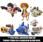 One Piece Treasure Rally Vol 1 World Collectable Miniature Figure Blind Box