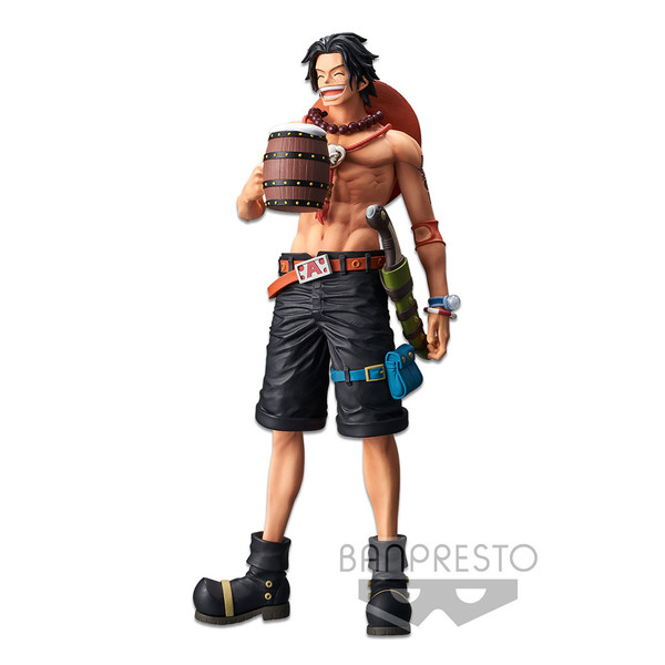 Portgas D Ace Grandista Nero Ver One Piece Prize Figure