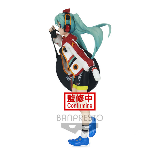 Racing Miku 2020 Ver Team UKYO Ver Hatsune Miku Vocaloid Prize Figure