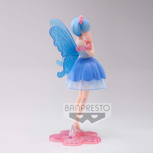 Rem Fairy Elements Ver Re:ZERO Prize Figure