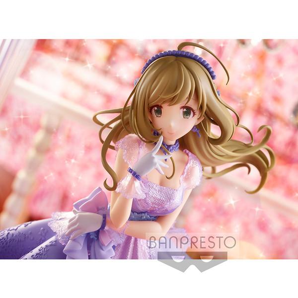 Shin Sato Brilliant Dress Ver The IDOLM@STER Cinderella Girls Espresto Prize Figure