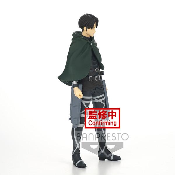 Levi The Final Season Ver Attack on Titan Prize Figure