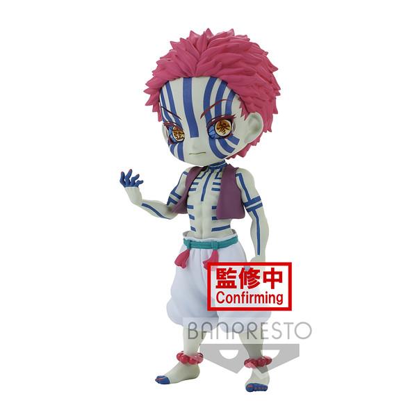 Akaza Ver A Demon Slayer Q Posket Prize Figure