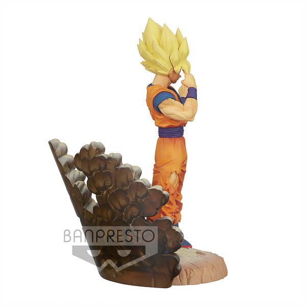 Son Goku Instant Transmission Ver Dragon Ball Z Prize Figure