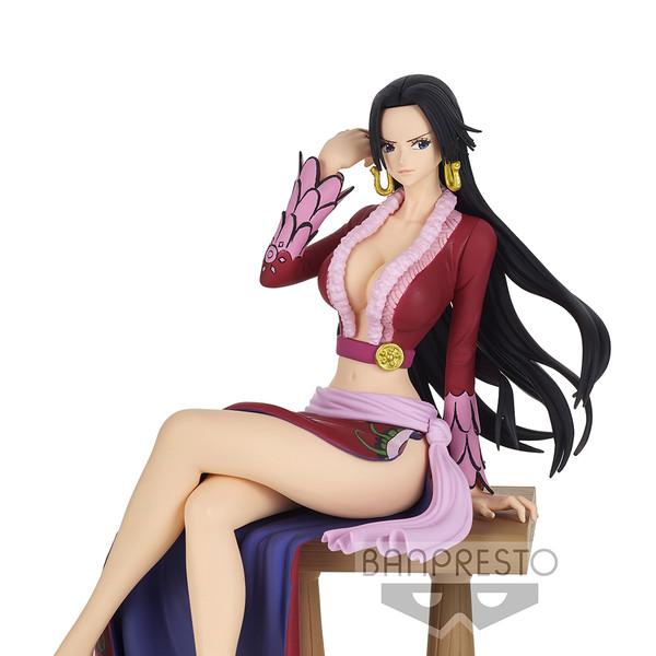 Boa Hancock Grandline Journey Ver One Piece Prize Figure