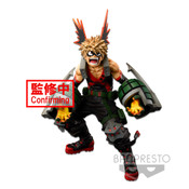 Katsuki Bakugo Super Master Stars Piece The Brush Color Ver My Hero Academia Prize Figure