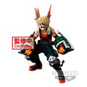 Katsuki Bakugo Super Master Stars Piece Manga Dimensions Ver My Hero Academia Prize Figure
