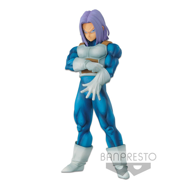 Trunks Resolution of Soldiers Ver Dragon Ball Z Prize Figure