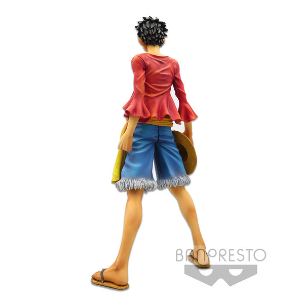 Monkey D Luffy Chronicle Master Stars Piece Ver One Piece Prize Figure
