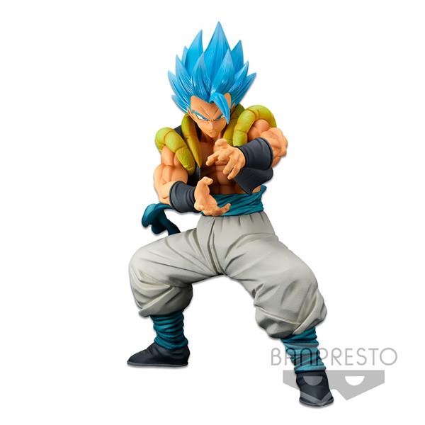 Gogeta Super Master Stars Piece The Brush Color Ver Dragon Ball Super Prize Figure
