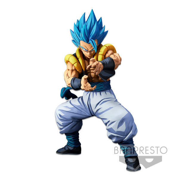 Gogeta Super Master Stars Piece Manga Dimensions Ver Dragon Ball Super Prize Figure