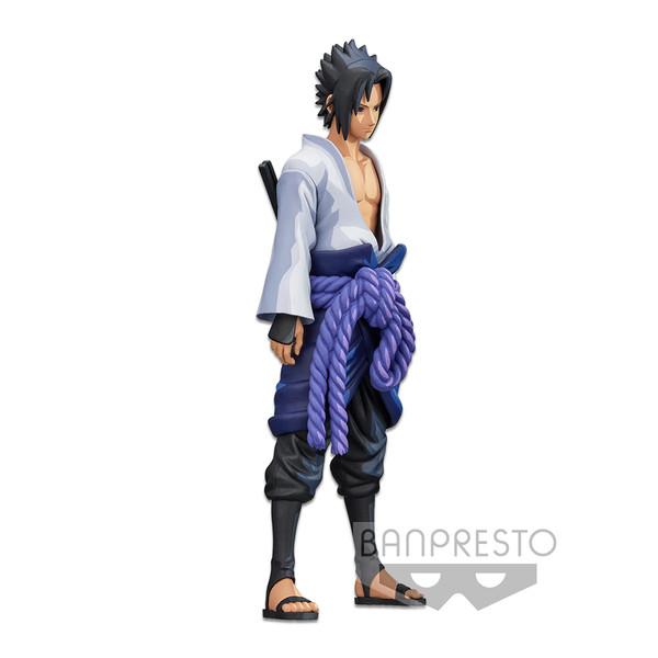 Sasuke Uchiha Naruto Shippuden Grandista Manga Dimensions Prize Figure